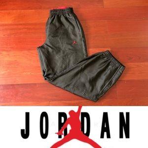 Jordan Nike Wind Jogger Pants - Large